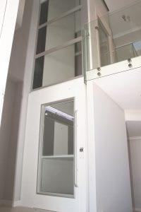 City BEach Residential Lift Installation